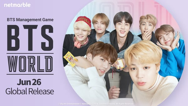 K-pop Band BTS Releases A Brand New Day From BTS WORLD s Original Soundtrack