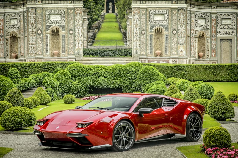 ARES Design Launches the Panther ProgettoUno at 2019 Concorso d Eleganza Villa d Este