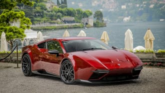 ARES Design Launches the Panther ProgettoUno at 2019 Concorso d'Eleganza Villa d'Este