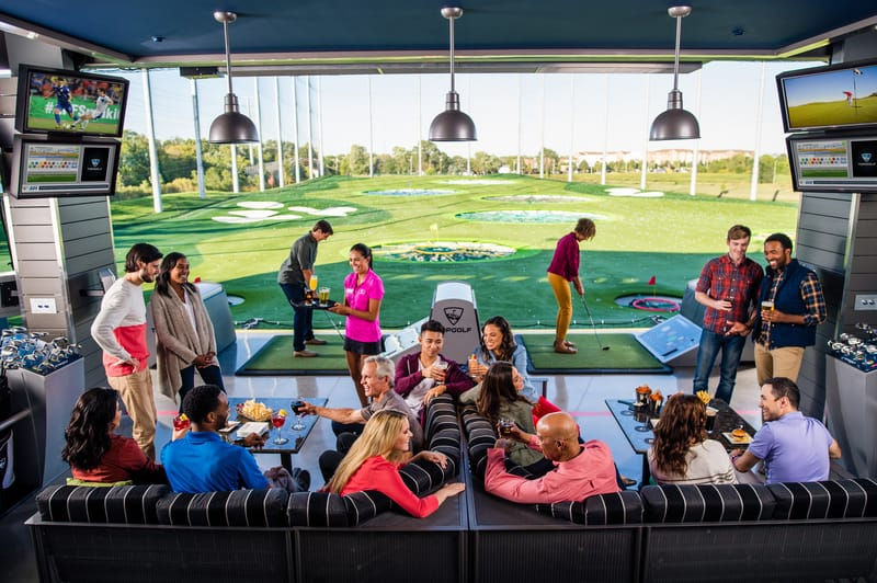 Topgolf Announces the Opening of its 55th Venue in National Harbor - Topgolf in Naperville, IL