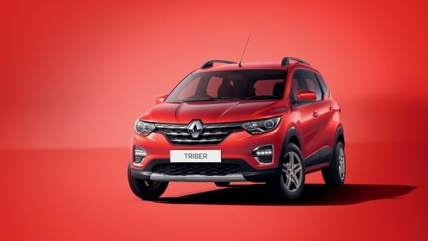 Renault Triber, Brand-New Compact Vehicle for the Indian Market