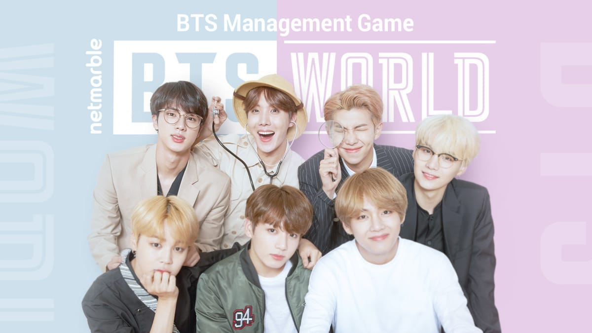 BTS, K-pop Band, Releases the Third Song From BTS WORLD's Original Soundtrack
