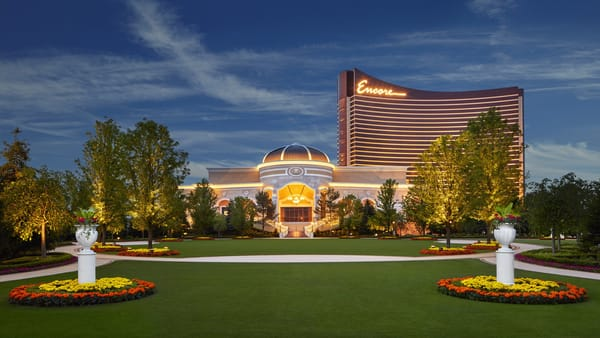 Encore Boston Harbor Celebrates the Opening
