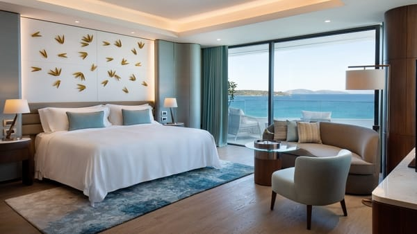 The Luxury Collection Announces the Opening of Reges, a Luxury Collection Resort & Spa, Çeşme