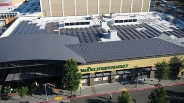 SunPower Solar Systems Announces the Completion of Solar Roof Projects at Eight Stores of Whole Foods Market