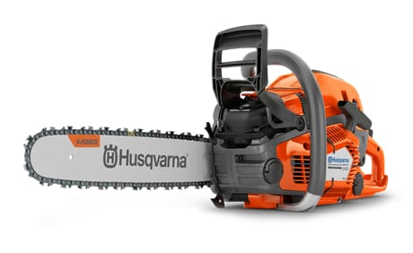 Husqvarna - Powerful robust saws - 545 Mark II