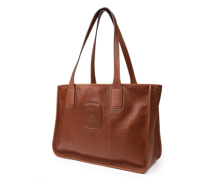GHURKA - TOTE BAG - STADIUM II NO. 71 LEATHER