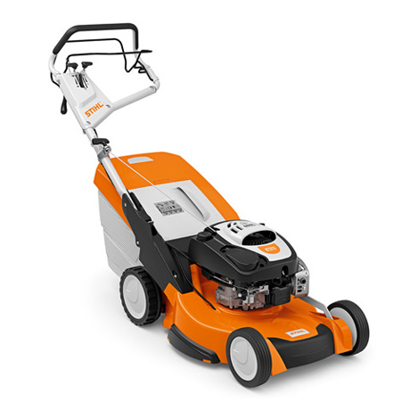 STIHL - Petrol lawn mowers for large lawns - RM 655 VS