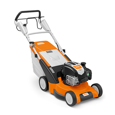 STIHL - Petrol lawn mowers for small to medium sized lawns - RM 545 VM