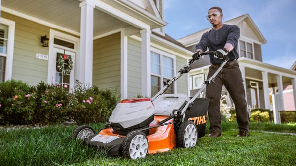 Best STIHL Lawn Mowers