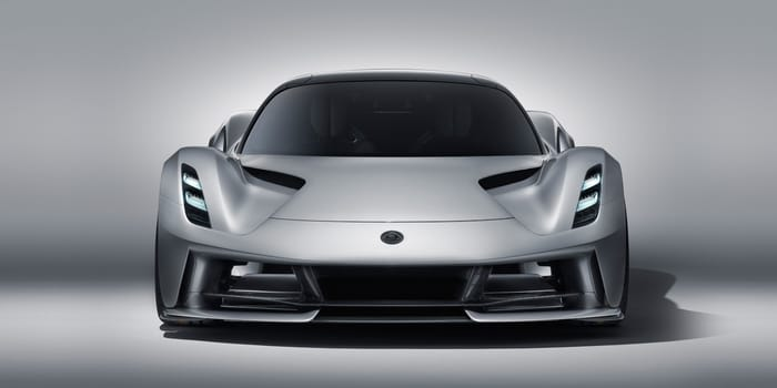 Lotus Evija: The World s Most Powerful Series Production Road Car