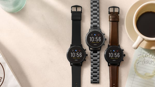 Fossil Gen 5 touchscreen smartwatches
