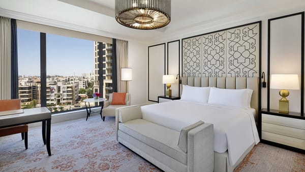 St. Regis Hotels & Resorts Announces the Opening of The St. Regis Amman
