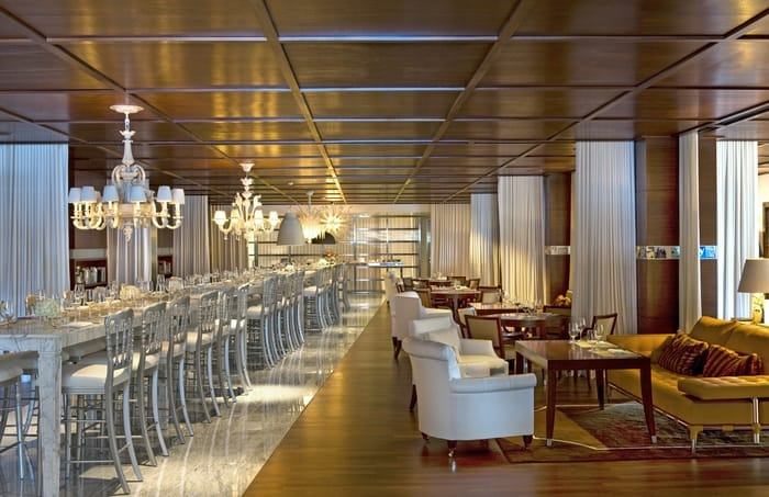 SLS Hotel, a Luxury Collection Hotel, Beverly Hills - Tres Dining Room