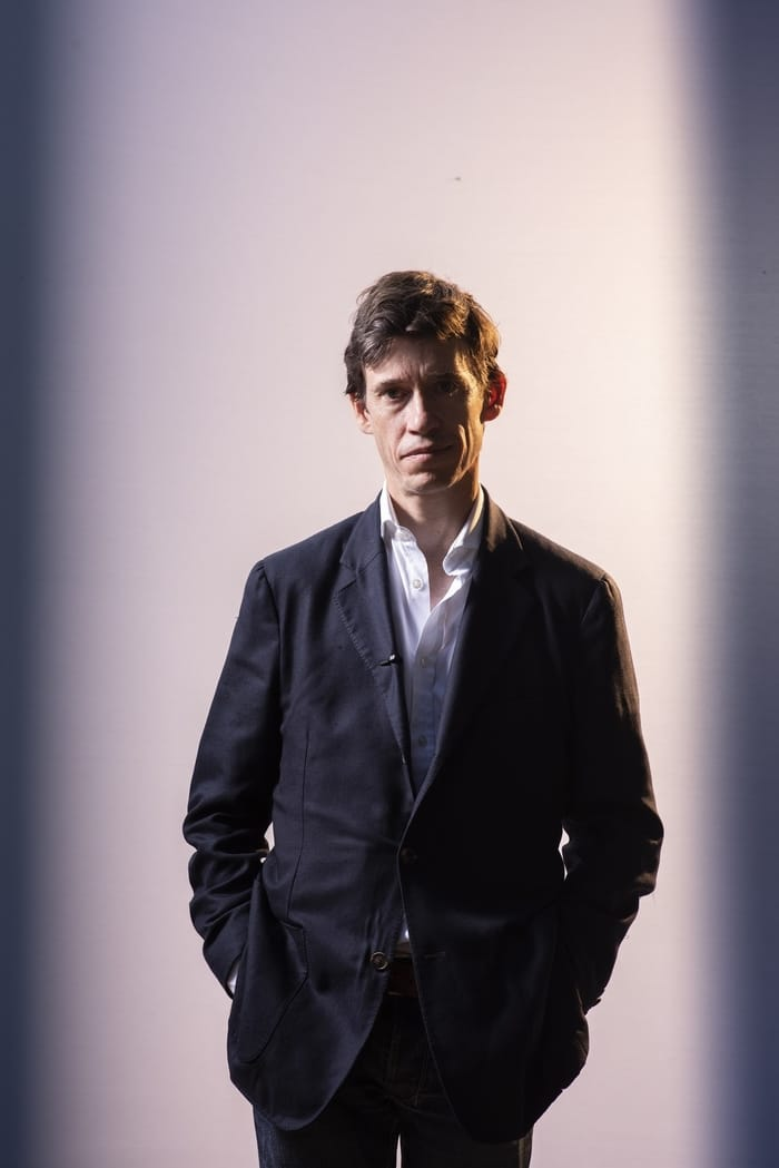 Rory Stewart - Photo by Chris Close