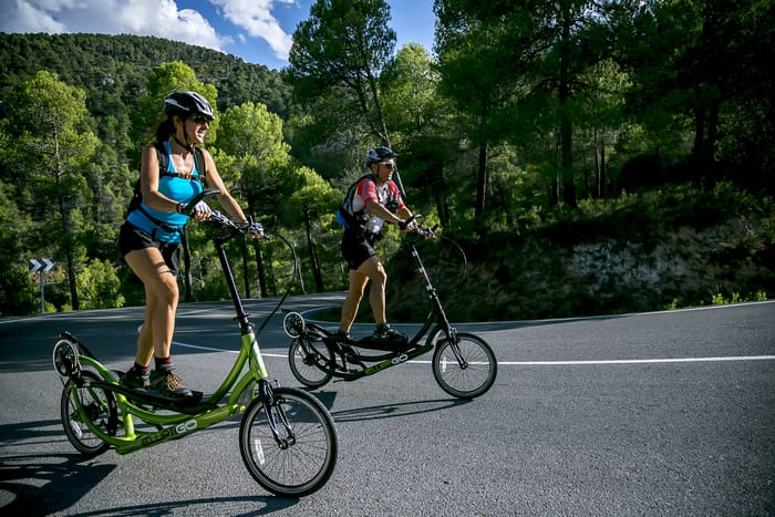 ElliptiGO Elliptical Bicycles, Long-Stride Family