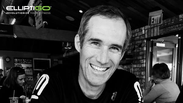 Bryan Pate, Co-Founder and CEO of ElliptiGO