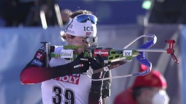 Sturla Holm Laegreid Latest Results Biography And Achievements Biathlon Bontena Brand Network