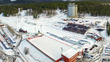 Ostersund Sweden Biathlon Bontena Brand Network