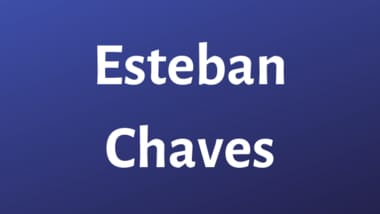 Esteban Chaves